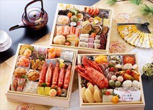 おせち京都祇園「華舞」宝の舞